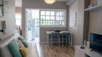 Apartamento Central - Lounge