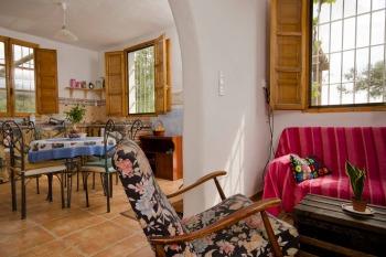 Casa Iris ~ lounge area