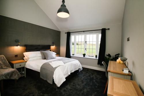 Double room-Deluxe-Countryside view-Ensuite