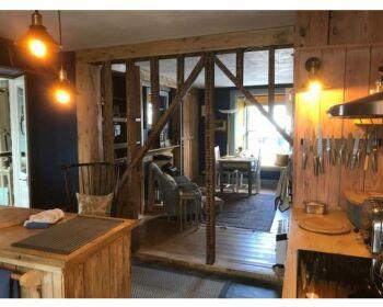 Tubbs Mill House -