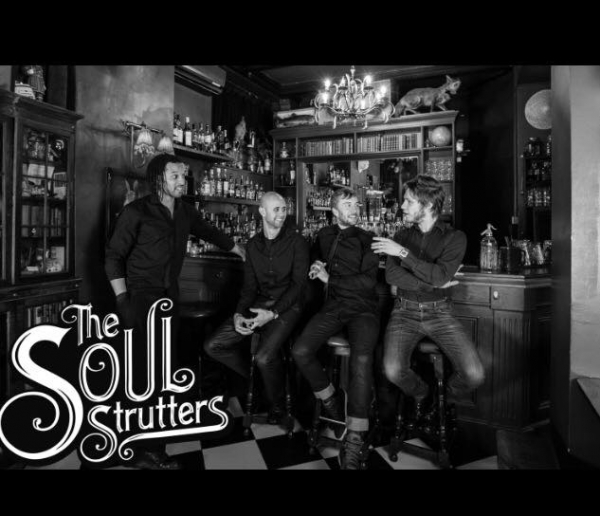 20th September Soul Strutters 8.30pm