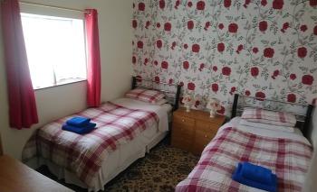 Ty Pen Twin Bedroom