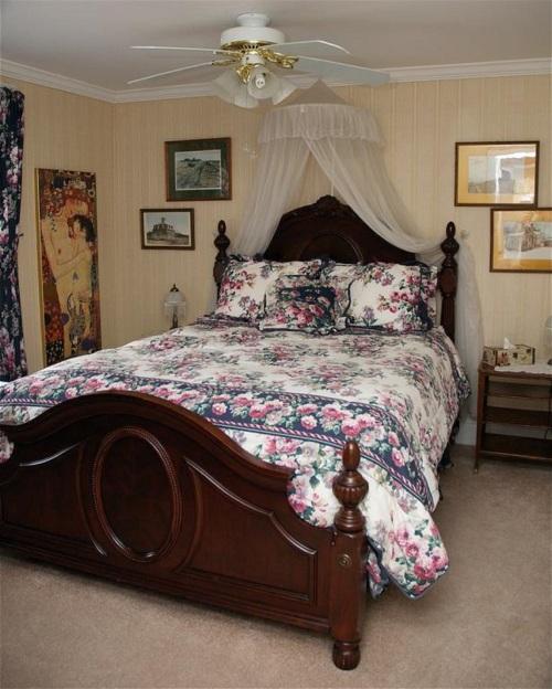 Double room-Ensuite with Shower-Victorian Room - Tarif de base