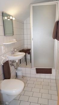 Dreibettzimmer-Ensuite Dusche - Basistarif