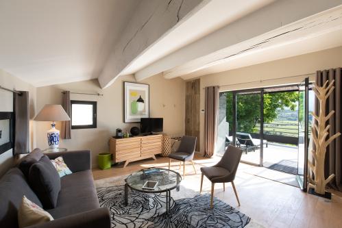 Suite Terrasse-Suite-Salle de bain