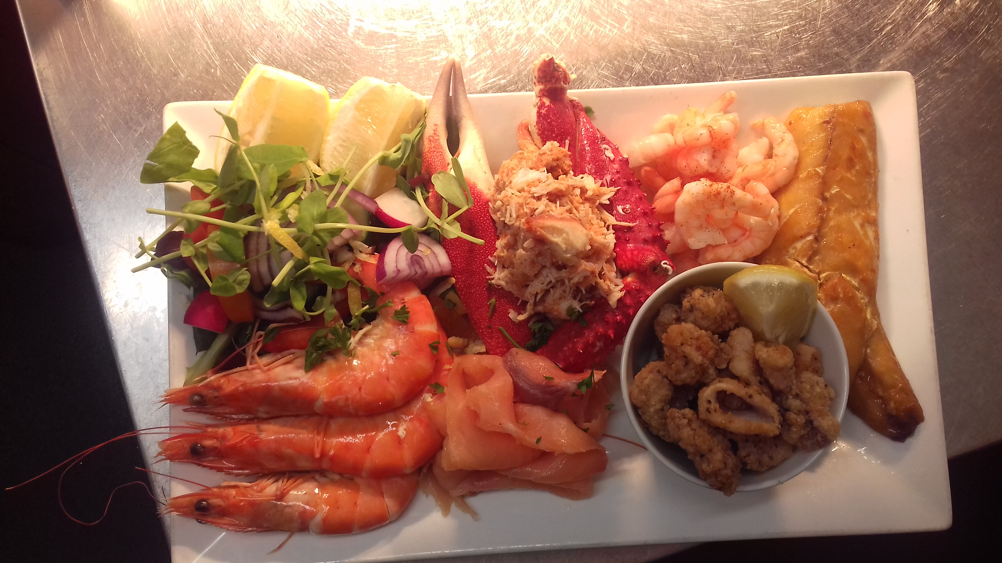SEAFOOD SUNDAY'S IS BACK !!