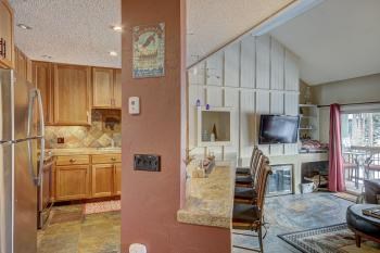 Livving and Kitchen