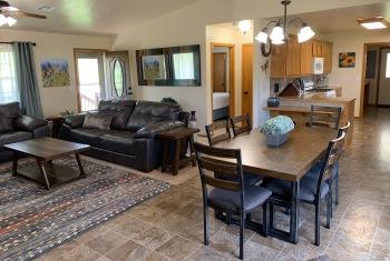 GabyHill - Living Room, Dinning Room & Kitchen