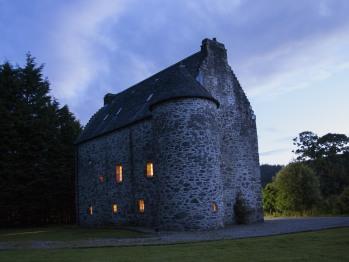 Kilmartin Castle -