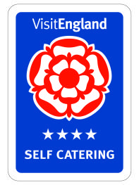 Rated 4 Star By Visit England