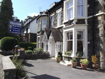 Holmlea Guest House - Welcome to Holmlea Guest House, Bowness. Traditional bed and breakfast, quality and comfort.