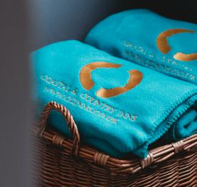 Blankets to keep you warm outside