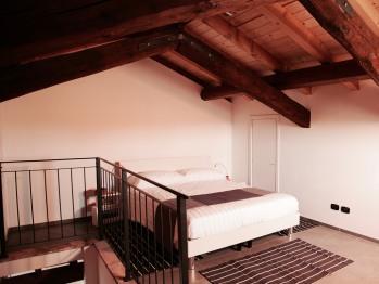 Camera Bouquet - stanza al secondo piano