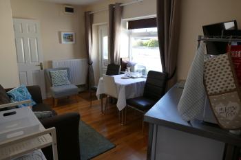 Magnolia Suite - sitting room