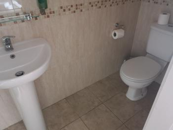 Triple ensuite bathroom