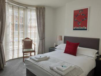 Double room-Standard-Ensuite-First floor - Room Only