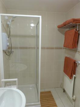Shower room for Bedroom 2