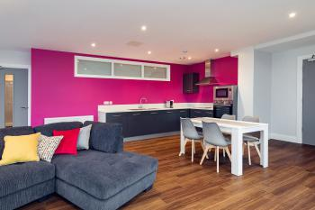 2-Apartment-Executive-Private Bathroom-Landmark view - Base Rate