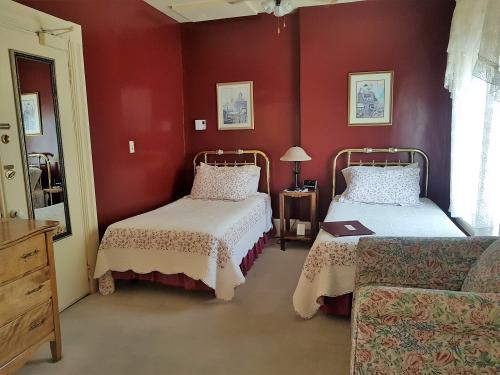 Double room-Ensuite-Standard-Thomas Curll - Rm #1