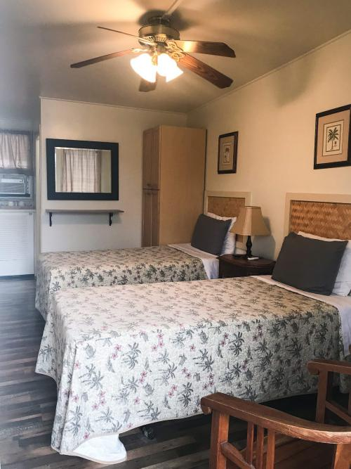 Mountain View-Deluxe-Twin room-Ensuite - Base Rate
