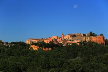 Roussillon Le Village