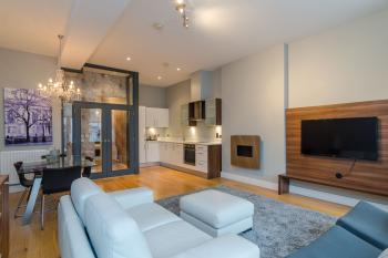 Central Belfast Apartments: Fitzrovia  -