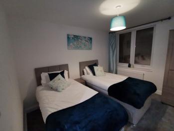 Jesmond Suite - Bedroom 2 - Twin Beds