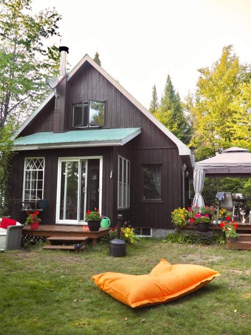 Chalet-Vue sur Lac-CITQ 229025-Salle de bain privée séparée