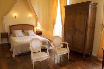 Château de la Foltière Chambre Double Romantique Pissaro