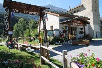 """Accueil """"Le Val d'Ambin"""""""
