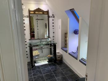 The House Family Suite Shower Room