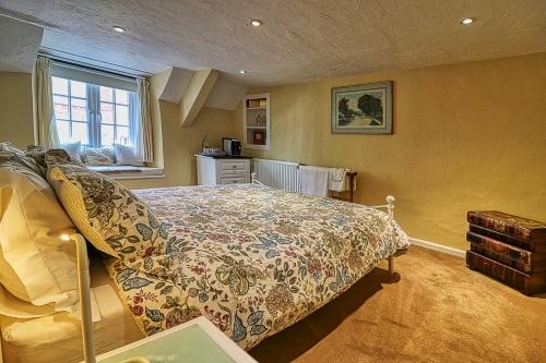 The Austen Guest Room