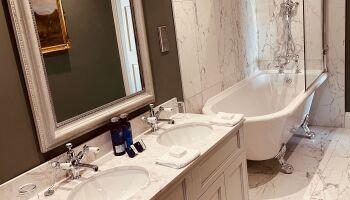 Torran - Claw-Fotted Bath-Shower