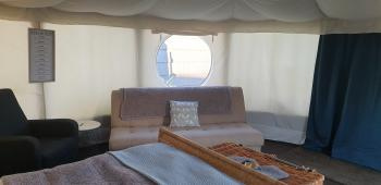 The Yurt - Sofa Bed