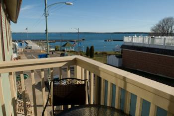 Private Balcony/Deck with Lake View