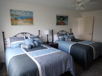 Suite 204 Bedroom