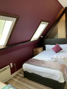 Double room-Deluxe-Ensuite with Shower-Mountain View-Room 11