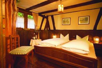Doppelbett oder zwei Einzelbetten-Ensuite Dusche