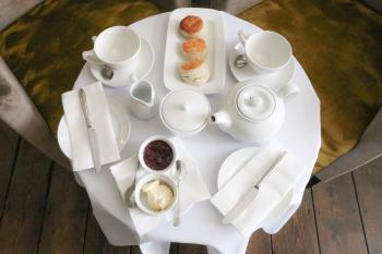 Afternoon Tea at Blanch House