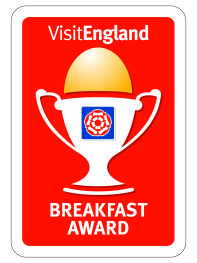 VisitEngland Breakfast Award