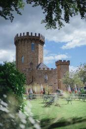 Castle at Edgehill -