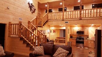Interior Wooden Stair Rails - AnandVille