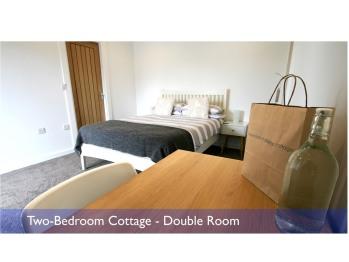 Barn Master Bedroom