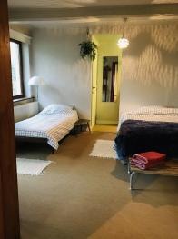 Appartement slaapkamer