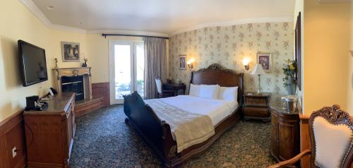 King-Ensuite with Shower-Handicap Room - Base Rate