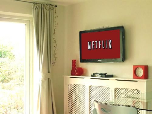 TV with Netflix