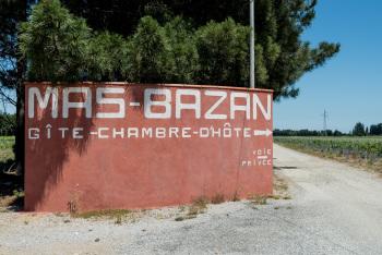 Bienvenue au calme et sérénité du Mas Bazan