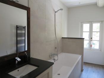 Duplex-Appartement-Salle de bain-Vue sur Jardin - Tarif de base