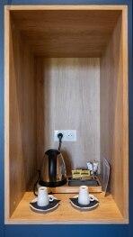 Bouilloire, café et thé