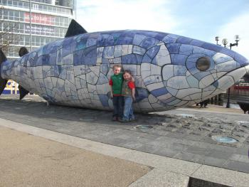 The Big Fish, Belfast